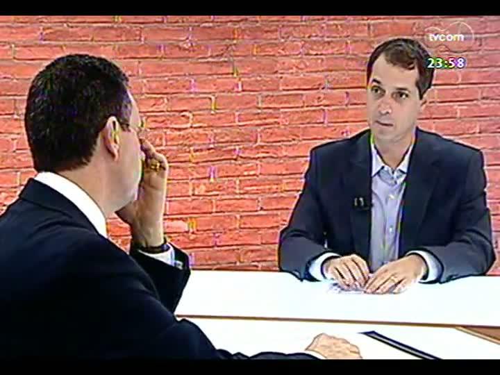 Mãos e Mentes - Engenheiro e presidente das empresas Randon, David Randon - Bloco 3 - 15/04/2013