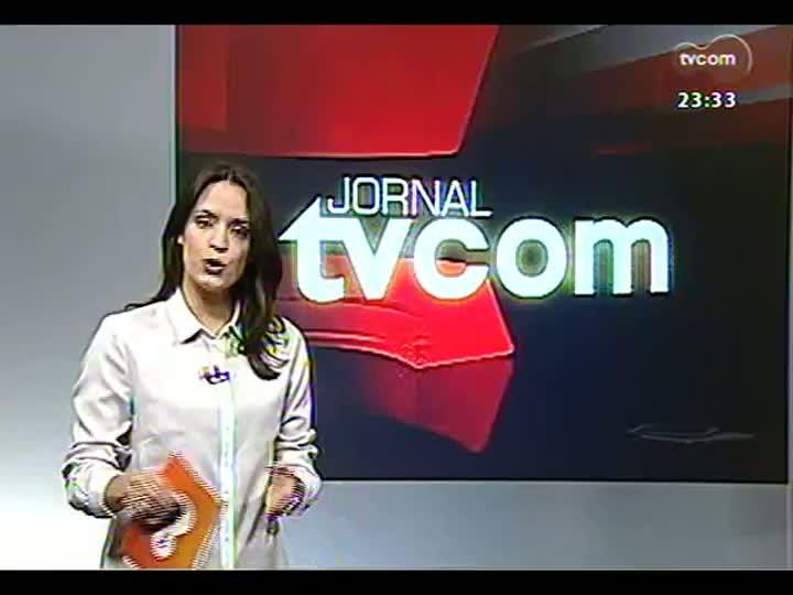 Jornal TVCOM faz balanço das manifestações em Porto Alegre - bloco 1 - 27/06/2013