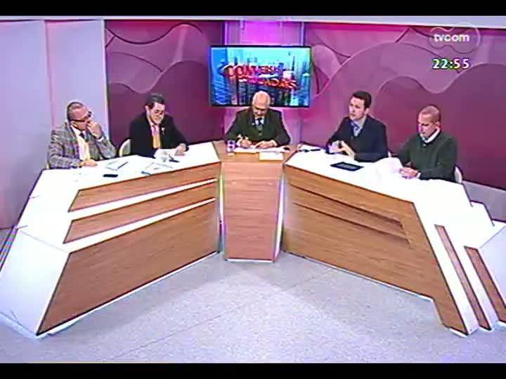 Conversas Cruzadas - Como a crise afeta a popularidade de políticos e partidos? - Bloco 4 - 26/07/2013