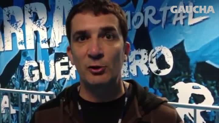 Jogo Rápido - Grêmio aposta na bola parada - 07/08/2013