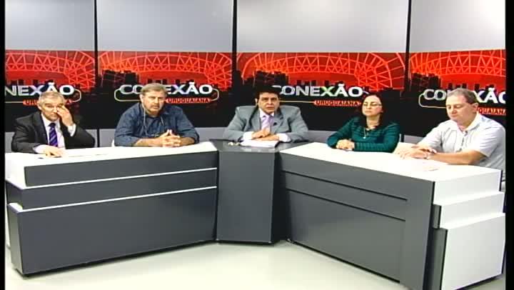Conexão Uruguaiana fala sobre o estresse e os problemas do trânsito - bloco 3