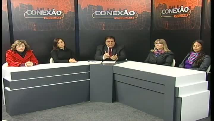 Conexão Uruguaiana fala sobre as causas da indisciplina e da violência nas escolas - bloco 4