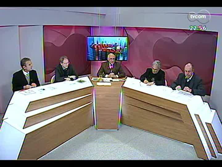 Conversas Cruzadas - Debate sobre a dívida do governo do RS: motivos, gravidade e possíveis soluções - Bloco 3 - 12/08/2013