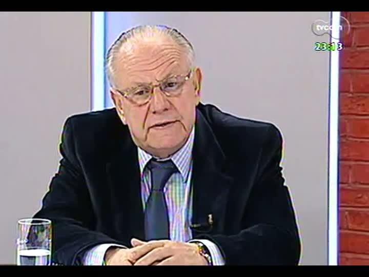 Mãos e Mentes - Presidente do Sindicato Médico do RS, Paulo de Argollo Mendes - Bloco 2 - 25/08/2013