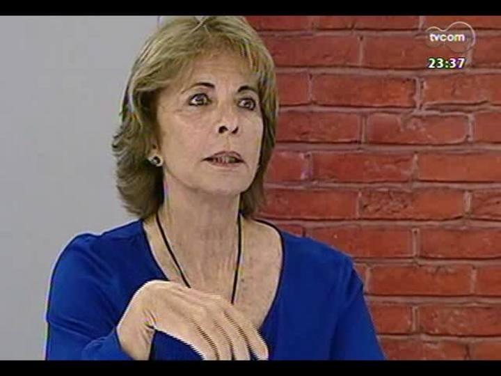 Mãos e Mentes - Economista e ex-governadora do Rio Grande do Sul Yeda Crusius - Bloco 4 - 29/09/2013