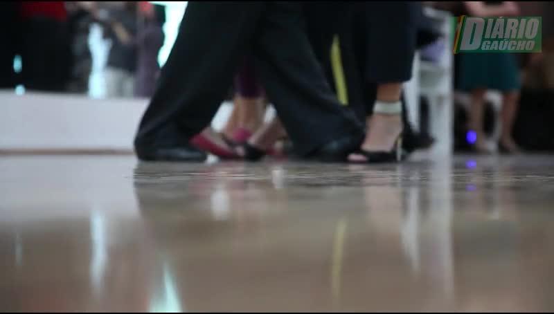 No ritmo do tango