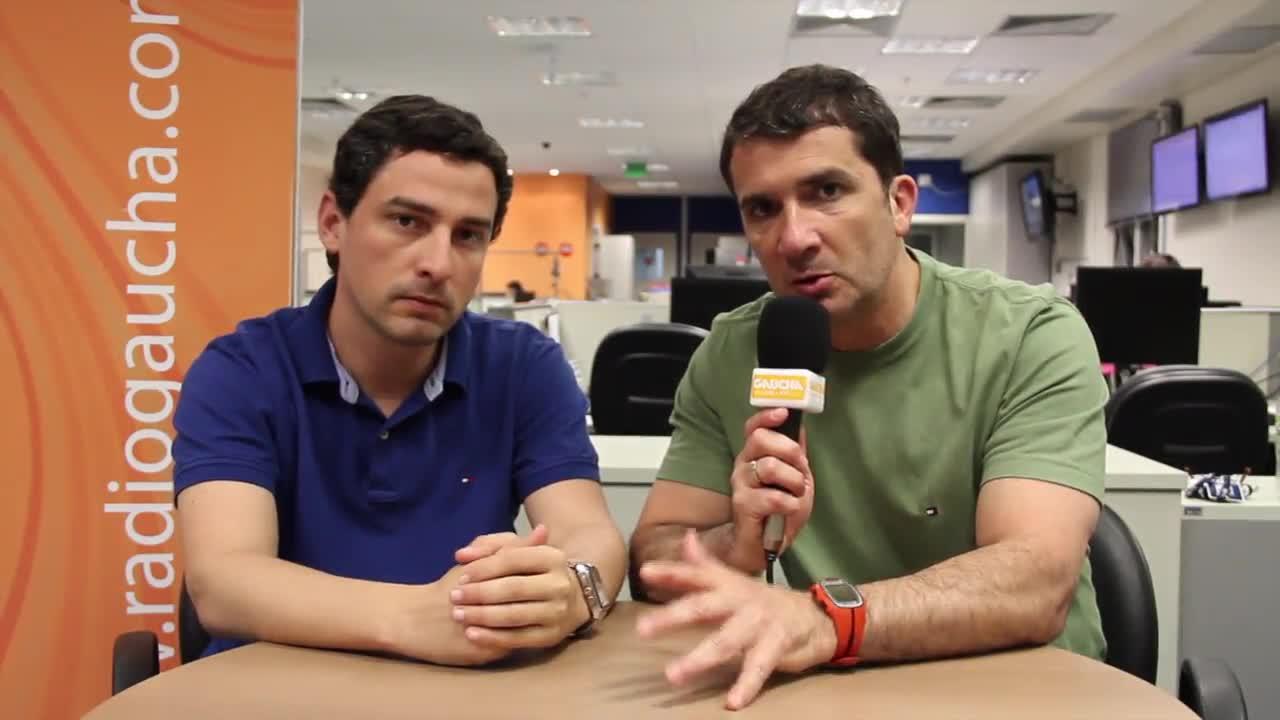 Jogo Rápido - O treinador dos sonhos do Inter e Luxemburgo diz que aceitaria treinar o Inter - 14/10/2013