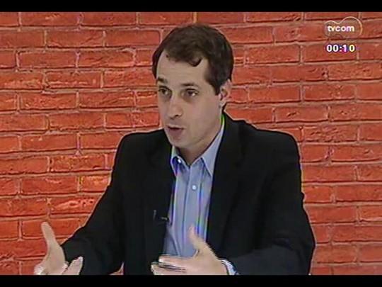 Mãos e Mentes - Presidente do CPERS, Rejane de Oliveira - Bloco 4 - 06/12/2013