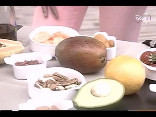 TVCOM Tudo+ - Alimentação para uma pele bonita - 31/01/14