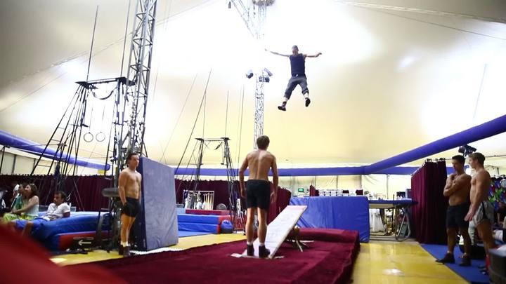 Conheça os bastidores do Cirque du Soleil