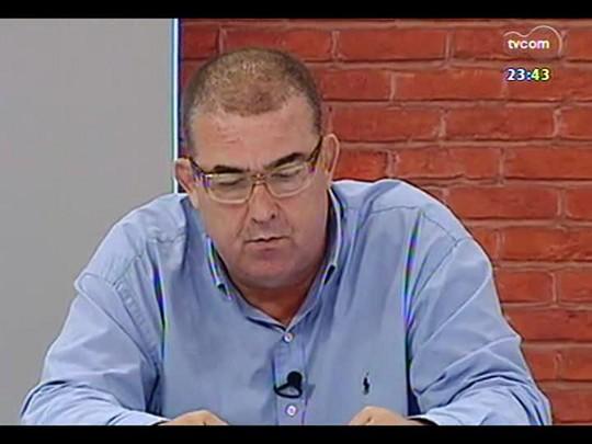 Mãos e Mentes - Especialista em direito esportivo Bruno Scheidemandel Neto - Bloco 3 - 02/04/2014