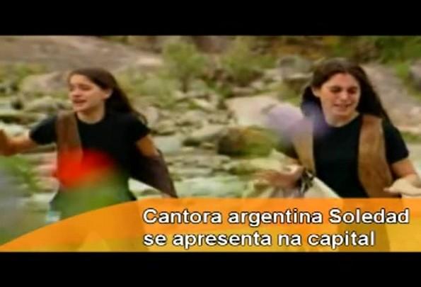 Soledad realiza espetáculo em Porto Alegre