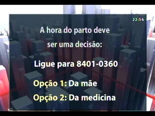 Conversas Cruzadas - Debate sobre a gestante submetida à cesariana por decisão judicial - Bloco 3 - 03/04/2014