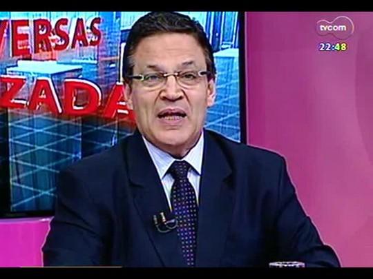 Conversas Cruzadas - Debate sobre a terceirização do trabalho - Bloco 3 - 01/05/2014