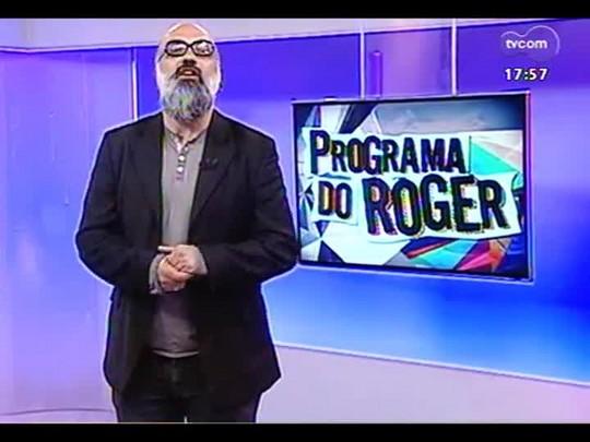 Programa do Roger - João Pedro Fleck, diretor geral do Fantaspoa - Bloco 2 - 02/05/2014