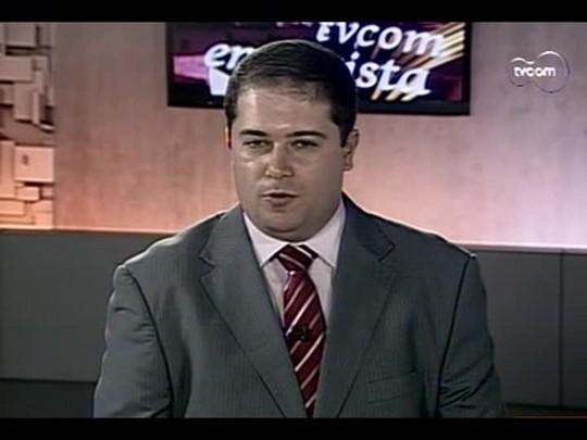 TVCOM Entrevista - Sander Demira - 2º bloco