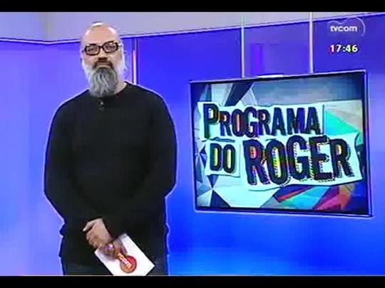 Programa do Roger - Banda Desvio Padrão - Bloco 1 - 28/05/2014