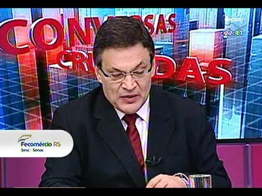 Conversas Cruzadas - Debate sobre decreto que amplia restrições a fumantes - Bloco 3 - 06/06/2014