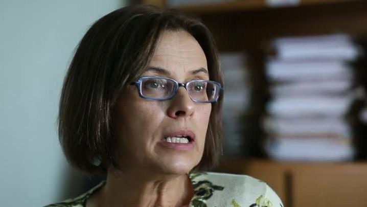 Procuradora do Ministério Público, Analúcia Hartmann questiona ligitimidade do Estado de SC