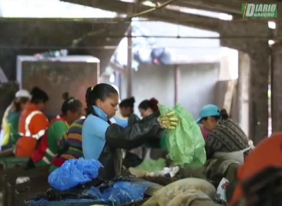 Usina de reciclagem da Lomba do Pinheiro é a maior da Capital