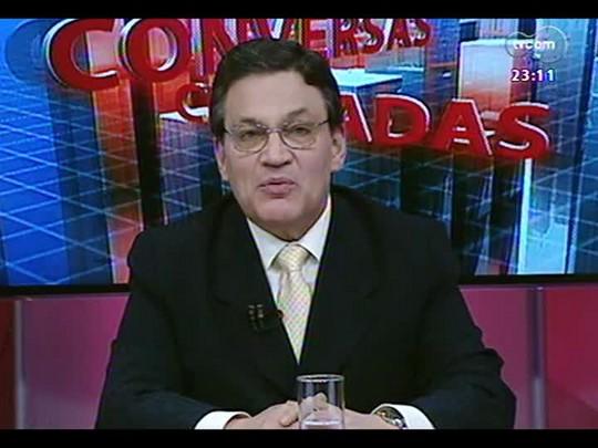Conversas Cruzadas - A preparação gaúcha para um possível contato com o vírus de ebola - Bloco 4 - 13/08/2014