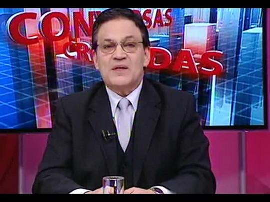 Conversas Cruzadas - As repetidas multas por excesso de velocidade e os problemas e dificuldades de fiscalização - Bloco 1 - 15/08/2014