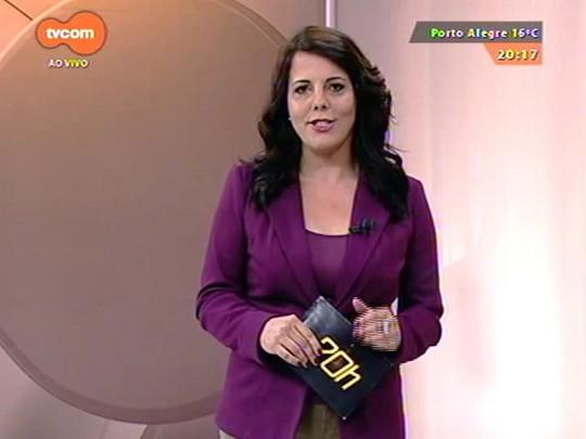 TVCOM 20 Horas - Cai pela metade número de jovens que vão votar no RS em comparação com 2012 - Bloco 2 - 26/09/2014