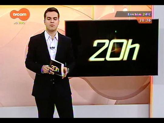 TVCOM 20 Horas - Duplicação da BR-116 tem 50% das obras concluídas - 11/11/2014