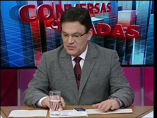 Conversas Cruzadas - debate sobre a pauta do seminário Simpósio de Democracia Digital - Bloco 2 - 12/11/2014