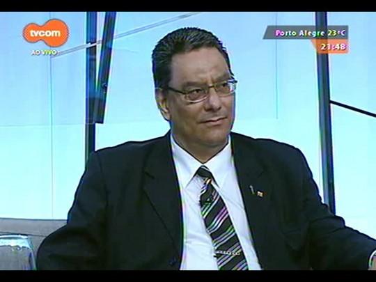 TVCOM Tudo Mais - Irineu Guarnier Filho e médico cardiologista falam sobre vinho e saúde