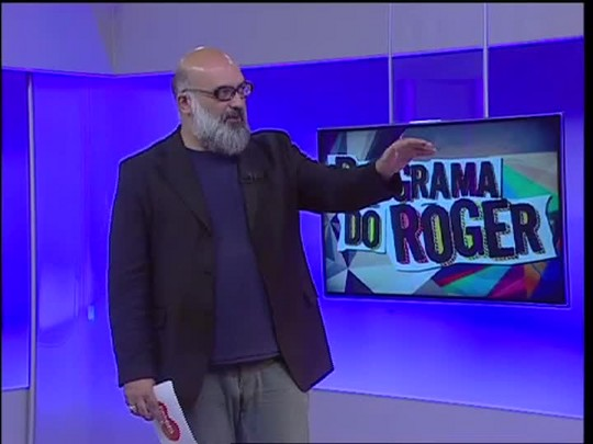 Programa do Roger - Trem Imperial - Bloco 2 - 15/12/14