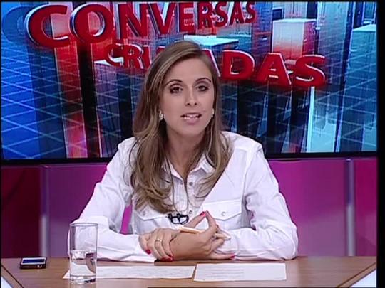 Conversas Cruzadas - Polêmica sobre o filme 50 tons de cinza - Bloco 4 - 20/02/15