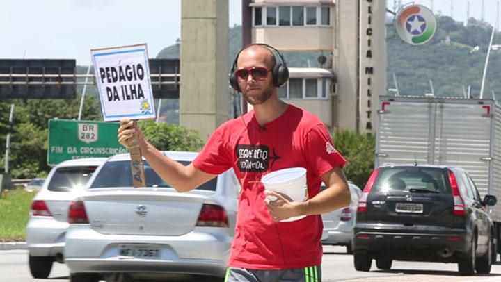 Zoeira News #08: Pedágio em Floripa, retorno do Chuvalski e visita de leitores