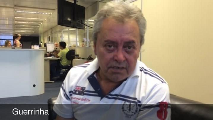 Guerrinha projeta o confronto entre Inter e Emelec