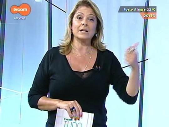TVCOM Tudo Mais - Carlos André Moreira dá dicas de livros para devorar nesse feriado