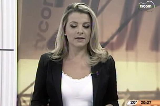 TVCOM 20 Horas - Santa Catarina é o estado que apresenta o menor índice de desemprego do Brasil - 08.05.15