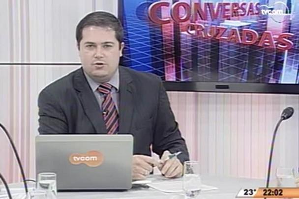 Conversas Cruzadas - Os desafios da gestão - 1º Bloco - 22.05.15