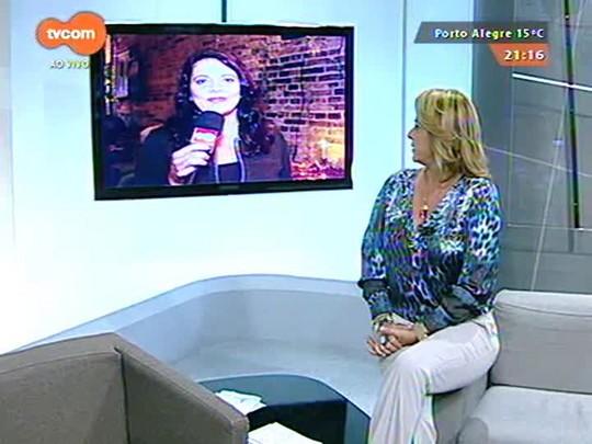 TVCOM Tudo Mais - Um lugar que combina arte flamenca, culinária e cultura espanhola na zona boêmia da capital