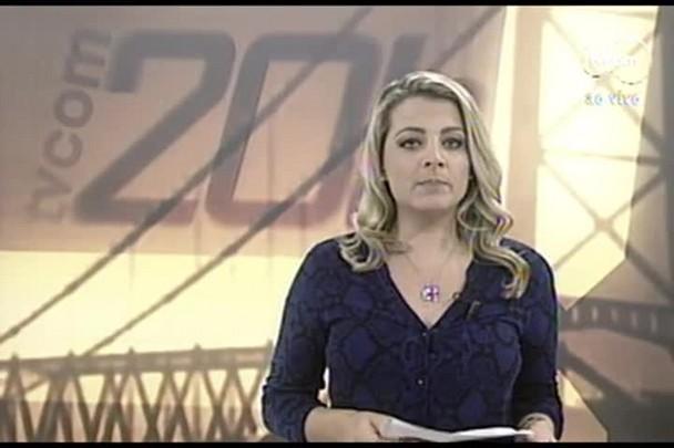 TVCOM 20 Horas - 1ºBloco - 07.08.15