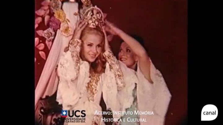 Memória: vídeo de divulgação da Festa da Uva de 1969