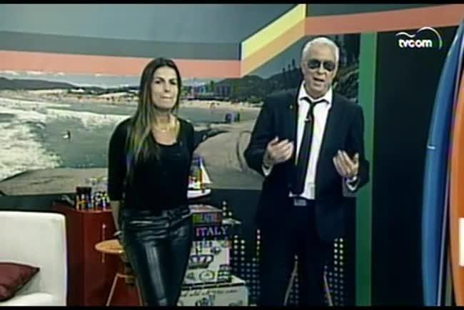 TVCOM De Tudo um Pouco. 1º Bloco. 27.09.15