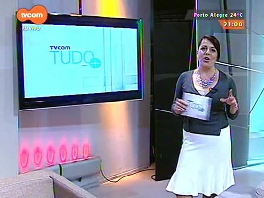 TVCOM Tudo Mais - Mirah Laline conta como a peça \'O Feio\' a levou para a Alemanha