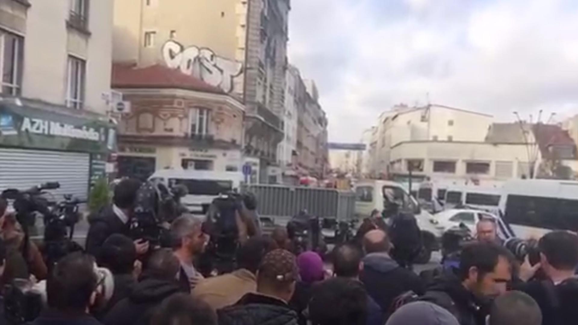Vídeo: como foi a operação que prendeu sete suspeitos de terrorismo em Paris