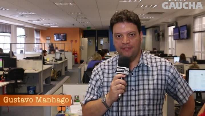 Pré-Jogo - Gustavo Manhago fala sobre as oportunidades de Argel neste amistoso