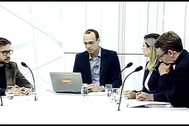 TVCOM Conversas Cruzadas. 3º Bloco. 08.02.16