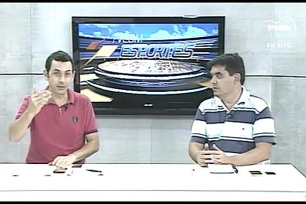 TVCOM Esportes. 2º Bloco. 01.04.16