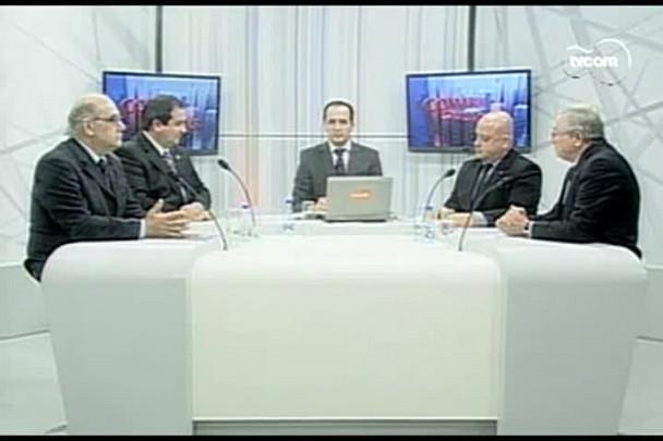 TVCOM Conversas Cruzadas. 3º Bloco. 19.05.16