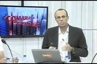TVCOM Conversas Cruzadas. 4º Bloco. 26.05.16