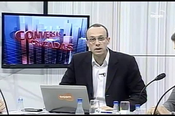 TVCOM Conversas Cruzadas. 2º Bloco. 16.06.16