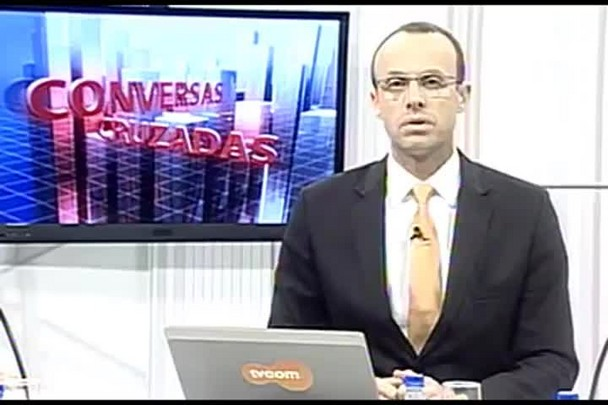 TVCOM Conversas Cruzadas. 3º Bloco. 20.06.16